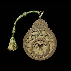 Astrolabio, Iran,