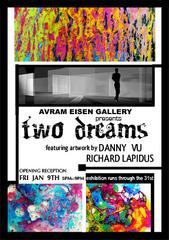 Two Dreams, Danny Vu & Richard Lapidus