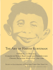 The Art of Harvey Kurtzman,Harvey Kurtzman