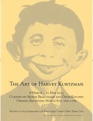 The Art of Harvey Kurtzman, Harvey Kurtzman