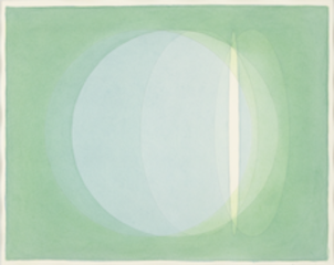 Five green to blue negative movie , Olafur Eliasson
