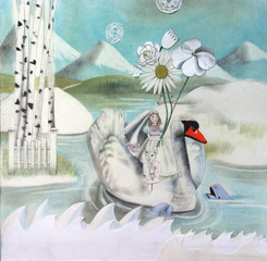 The Swan Bride , Tamara Bond