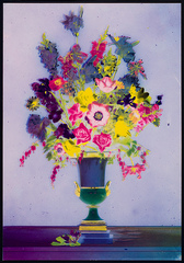 Bouquet of Flowers, Edward Steichen
