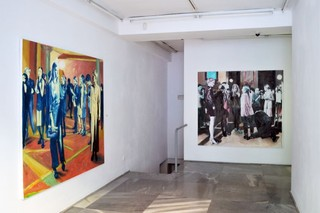 Installation View, Philip Jones