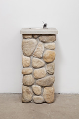 Object No. 5, Bare Use (water fountain) ,Fiona Connor