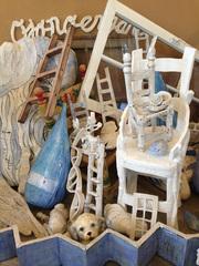 work in progress, Deborah Rael Buckley