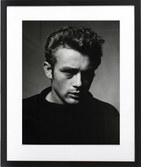 "James Dean from the ""Torn Sweater"" series, Roy Schatt"