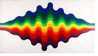 Ondes 110, n8, 1974,Julio Le Parc