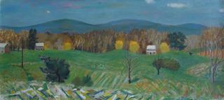 Staatsburg Landscape, David Bradford