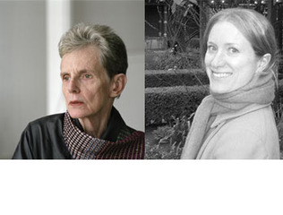 Susan Howe and Kate Colby,