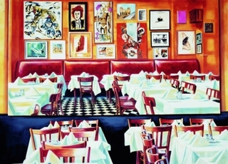 Paris Bar, Martin Kippenberger