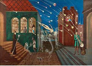Ladrone del Universo, , 1975, , Enrique Chavarria