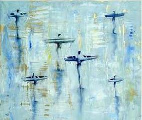 Dry Feet, Wet Feet (Pies secos pies mojados), Humberto Castro