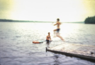 Swimming In Maine, Jerry Shevick