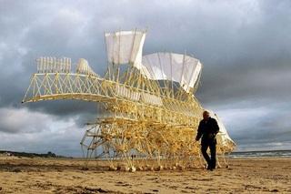 Strandbeesten, Theo Jansen