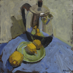 Coffee Pot, Catherine Maize