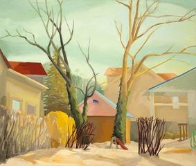 V Trees, Celia Reisman