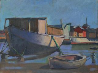 Jack\'s Boat, Paul Stempen