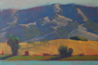 Untitled (Hills and Water), Paul Stempen