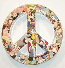 Peace Sign,Yoshitomo Nara