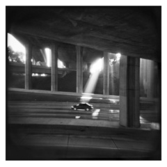 Harbor Freeway, Thomas Alleman