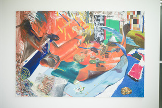 Restauration de tapis , Jean-Xavier Renaud