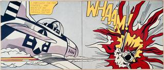 Whaam!   , Roy Lichtenstein