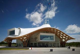 Centre Pompidou-Metz ,