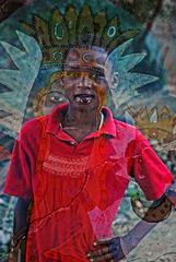 Haiti Mary no. 2, Johnny Nicoloro