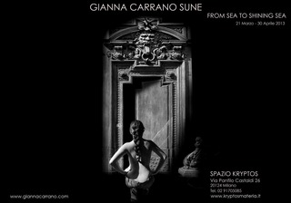 FROM SEA TO SHINING SEA, Gianna Carrano Suné