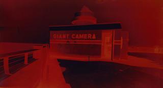 Giant Camera, Jo Babcock