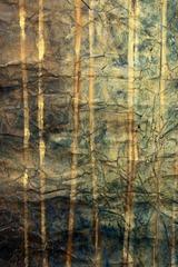 detail of \'Passare di Luce\', Anna Carina Sinocchi