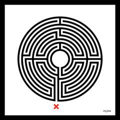 Labyrinth, Mark Wallinger