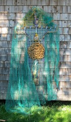 Fishermen\'s Cross #1, Sonja Weber Gilkey