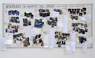 Aportacin de agentes del orden (Police Officers Contribution) ,Nria Gell