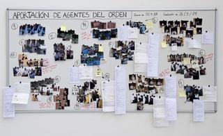 Aportación de agentes del orden (Police Officers Contribution) , Núria Güell