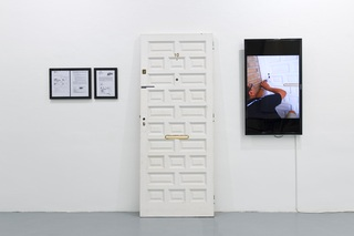 Intervención #1 (Intervention # 1) ,Núria Güell
