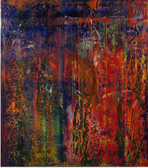 Abstract Painting ,Gerhard Richter