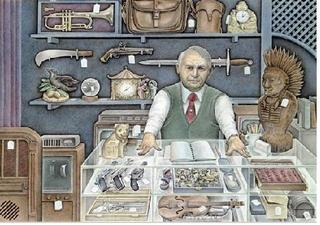 Pawn Shop , Steven Robnett
