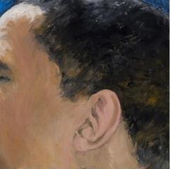 Hair Series, A Man for All Hair..., Joan Cobb Marsh