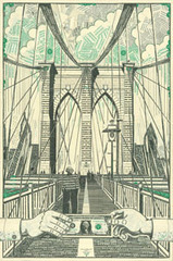 Buying the Brooklyn Bridge, Mark Wagner