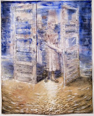 Threshold,Ruth Weisberg