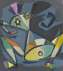 Broken Idealist, Ansel Krut