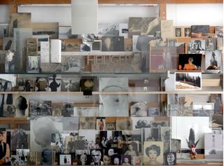 Gezelschap 1994-2012 (detail), Charl van Ark