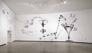 Installation View, Sonja Alhäuser