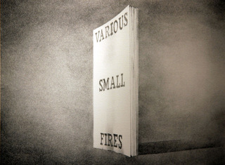 Various Small Fires  , Ed Ruscha