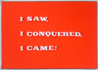 I SAW, I CONQUERED, I CAME!, Jason Wallengren
