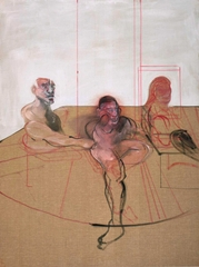 Untitled (Three Figures) , Francis Bacon