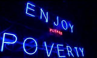 Enjoy Poverty, Renzo Martens