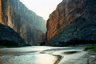 Untitled (Santa Elena Canyon, Big Bend National Park, Texas) , Victoria Sambunaris